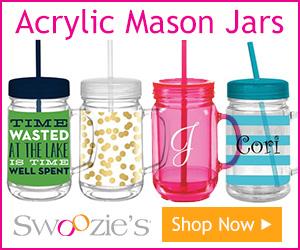 mason jar cups