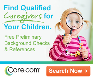 Find Qualified Caregivers for Your Children. Free Preliminary Background Checks & References
