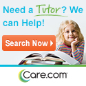 Need a Tutor? We can Help!