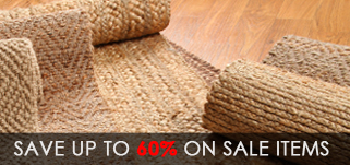 Save up to 60% Off Rugs on Sale!