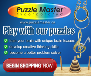 Puzzle Master Banner