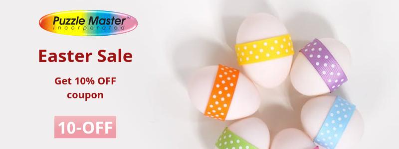 Easter Sale Get 10% OFF