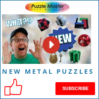 New Metal Puzzles - Youtube