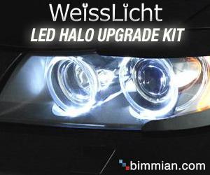 WeissLicht LED Halo Upgrade Kit for BMW