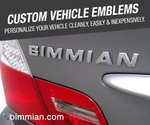 Custom Vehicle Emblems for BMW