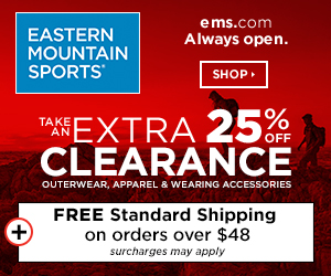 Get an Extra 25% Off Clearance