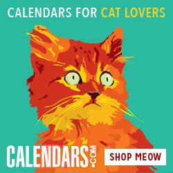 Shop Cats at Calendars.com Now!