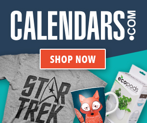Shop Gifts on Calendars.com