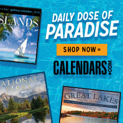 Shop Travel at Calendars.com Now!