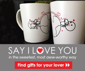 BOLDLOFT Long Distance Love Gifts