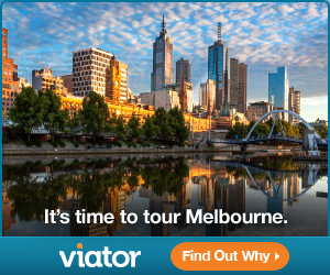 It's time to tour Melbourne. Find Out Why!