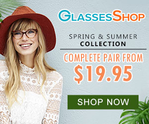 Shop the Spring and Summer Collection NOW and find Complete Pairs starting at only $19.95!  For a limited time only @GlassesShop.com