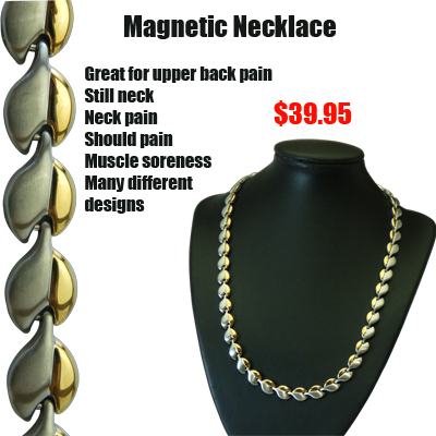 get your magnetic necklace now
