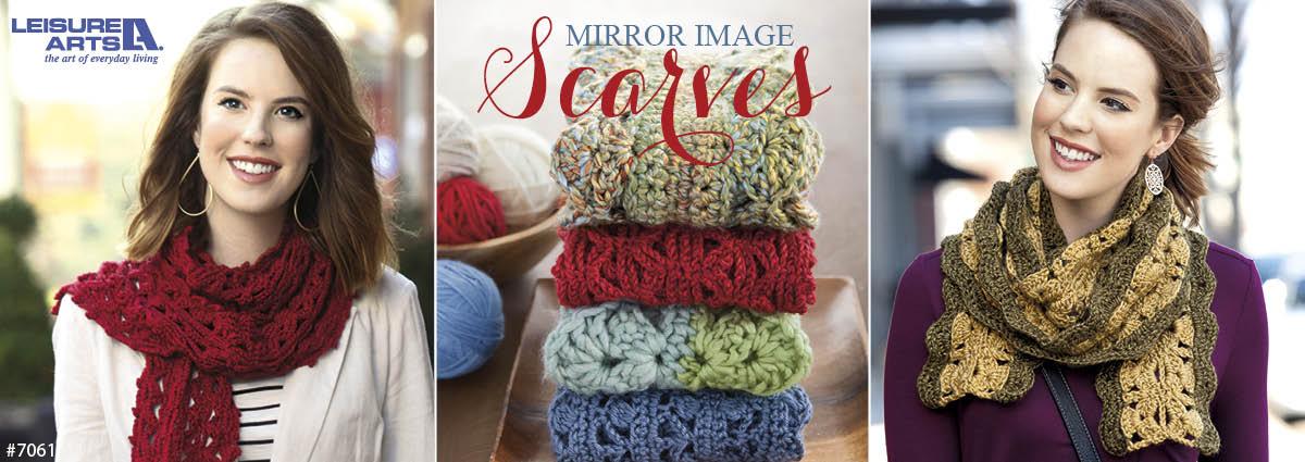 Buy Mirror Image Scarves