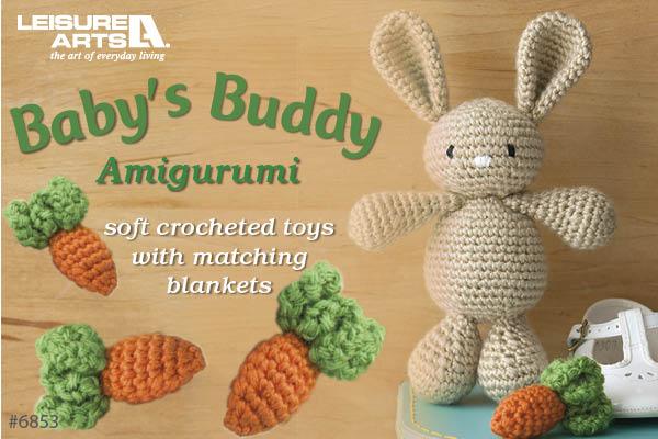 Baby's Buddy Amigurumi