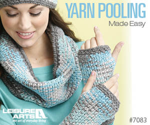 Crochet Yarn Pooling