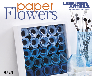 paper crafting florals