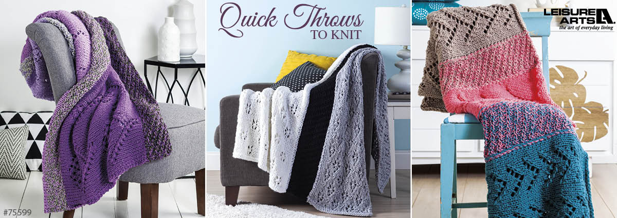 Knit Throws