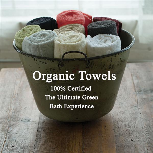 Ultimate Green Organic Towels
