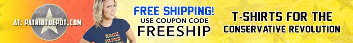 Free Shipping Coupon for PatriotDepot.com