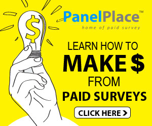PanelPlace - Learn How to Make Money from Paid Surveys