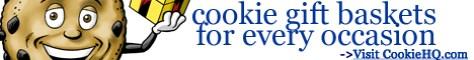 CookieHQ Cookie Baskets