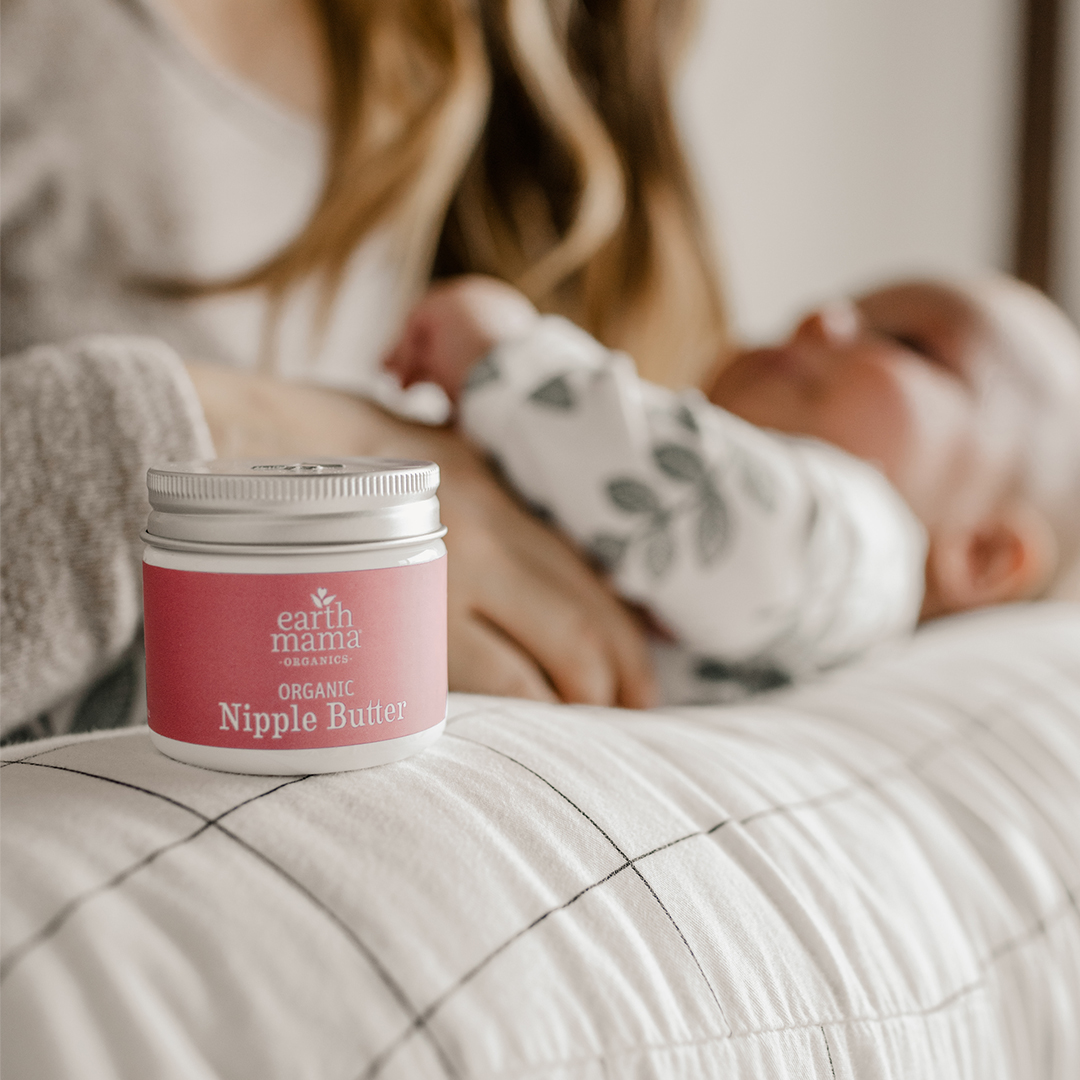 Earth Mama Organics - Breastfeeding