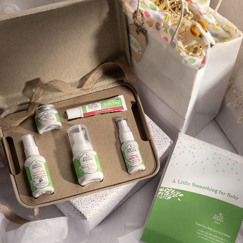 Earth Mama Organics - A Little Something For Baby