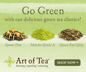 Art of Tea Go Green