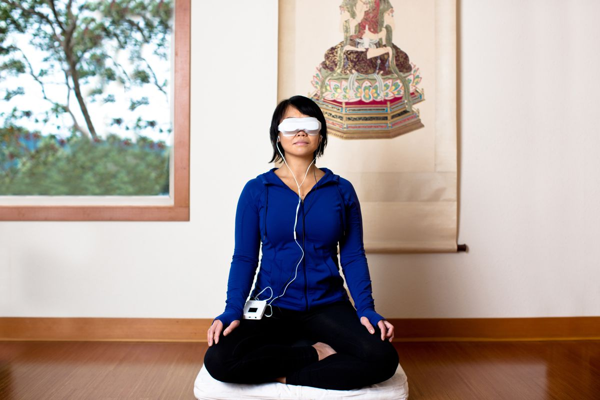 Meditate With The Kasina