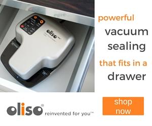 Oliso Vacuum Sealer