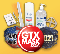 GTX Mask PPE