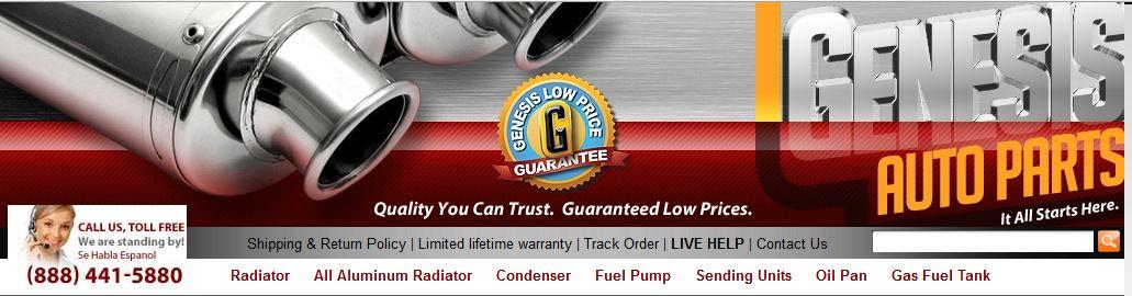 Exhaust Muffler, Air conditioning, oil pan, Headlighs