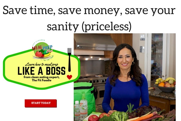 Save Time, Save Money, Save Sanity (Priceless)
