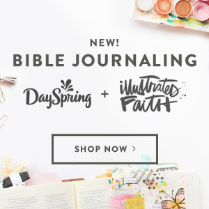Illustrated Faith - Shop Now!