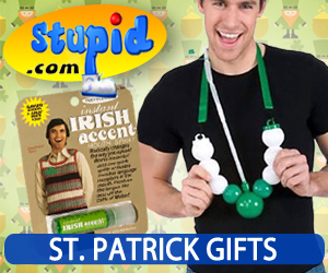 St. Patrick Gifts