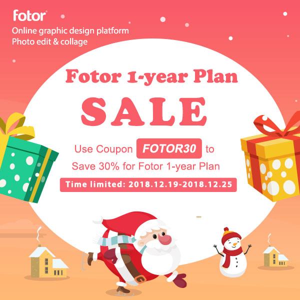 Fotor Black Friday Discount - Save 40% 🔥🔥 1