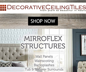 decorative ceiling tiles