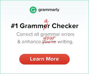01 grammar checker 300x250 Feeling ashamed – How to use Grammarly to do your grammar checks