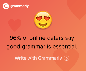 01 stats 300x250 00 Feeling ashamed – How to use Grammarly to do your grammar checks