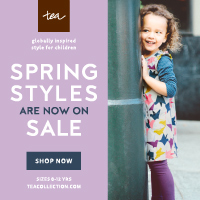 More Styles On Sale Now at Tea Collection