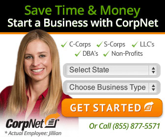 Start a Business with CorpNet