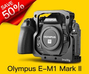 Olympus E-M1 Mark II Cage