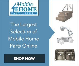 The Largest Selection of Mobile Home Parts Online!