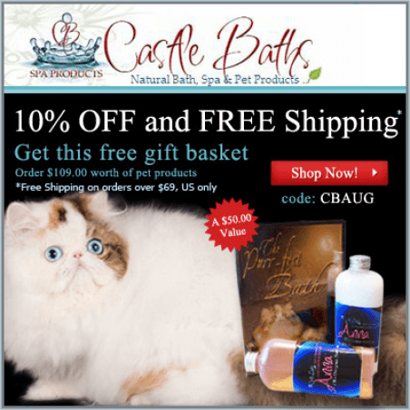 Anna Natural Pet Products from CastleBaths.com! Shop Now!