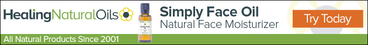 Simply Face Oil - Non-Greasy, Natural Face Moisturizer