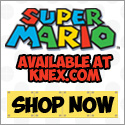 Go on a brand new adventure with Super Mario™ Building Sets, exclusively from K'NEX.