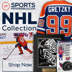 Shop for Thousands of Authentic Autographed NHL Collectibles at SportsMemorabilia.com