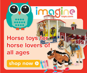 Horse toys and accessories for kids to play with
