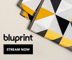 Explore unlimited quilting classes on Bluprint!